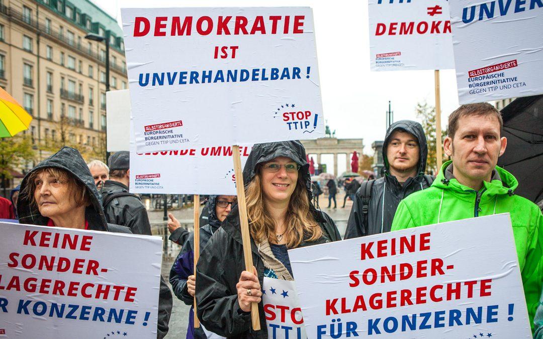 Unsere Forderungen zur Bundestagswahl