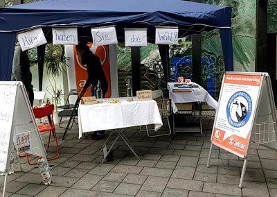 CETA-Aktionstag 2017 Aachen