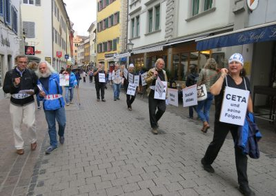 CETA-Aktionstag 2017 Konstanz