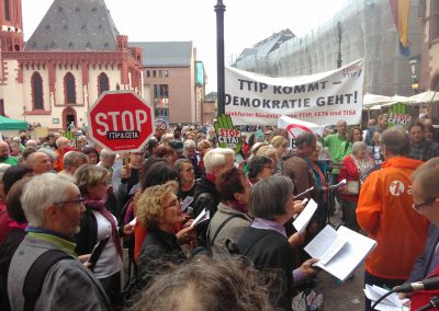 CETA-Aktionstag 2017 Frankfurt