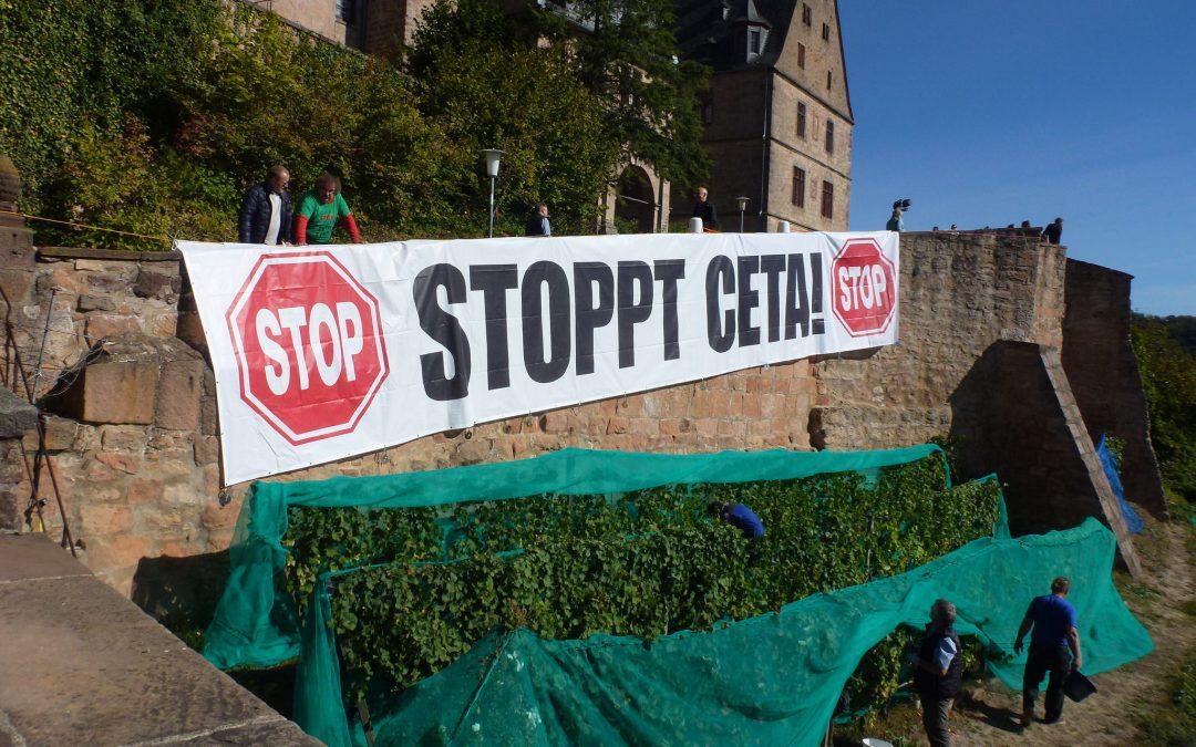 CETA ist noch lange nicht entschieden