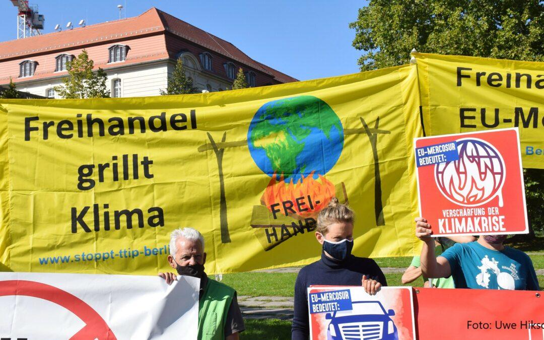 #KeinGradWeiter – für eine Zukunft ohne Klimakrise!