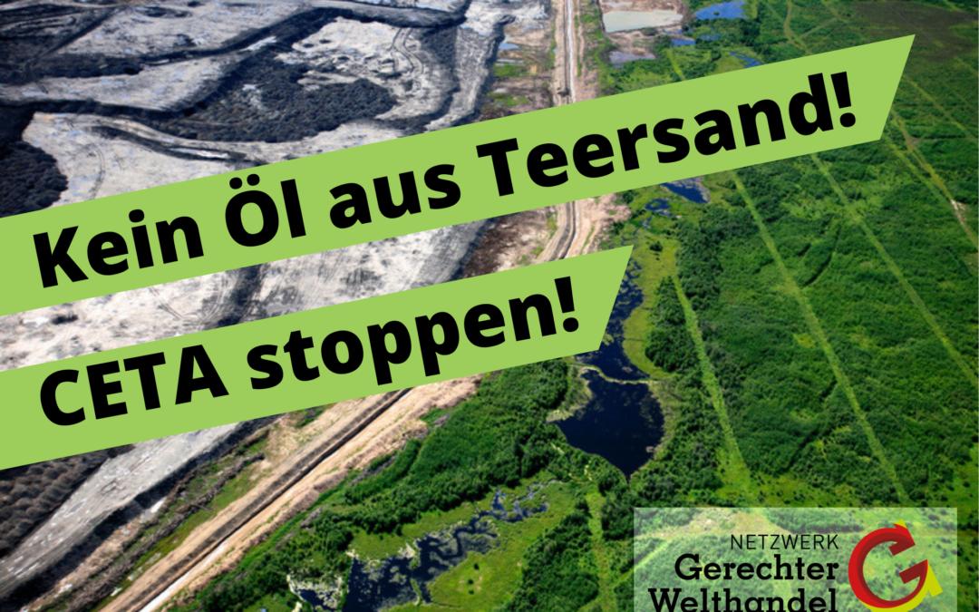 Klimakiller CETA stoppen! -Auf gehts zum Klimastreik